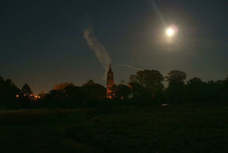 Ночная Кудыкина гора