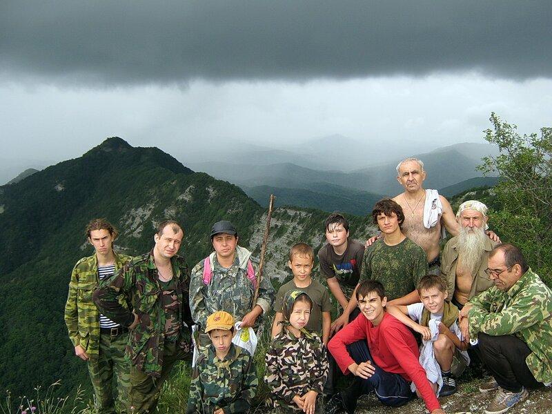 Фотограф А. Кобезский,Пшадский поход.2010.