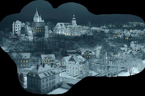 ночной город15