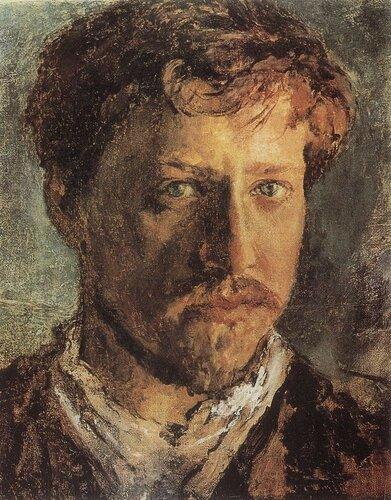 Серов В. А. Портретист Золотого века