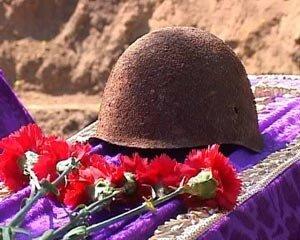 Останки советских солдат, погибших в войне с Японией, перезахоронены с почестями