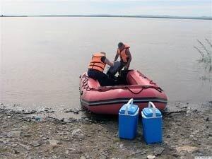 Ученые: загрязненность рек на границе Китая и РФ растет