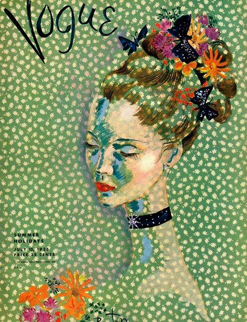1935.Artist  Cecil Beaton
