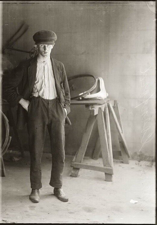 Re: Фотографии американских гангстеров начала 20 века.