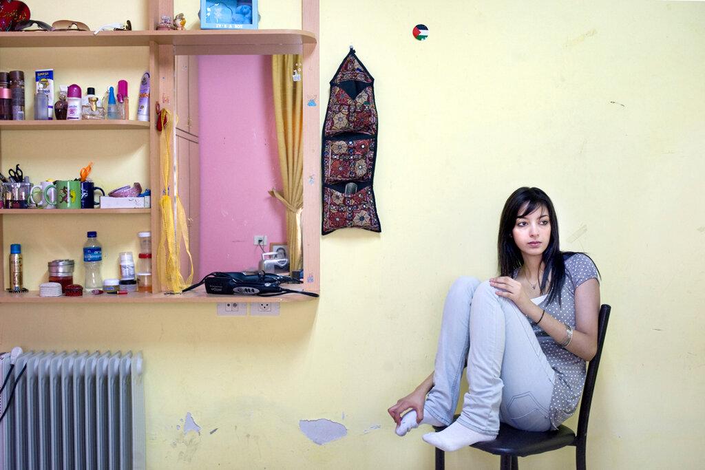 Home alone, Rania Matar280.jpg