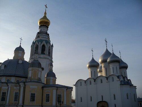 2 ноября 2014. Вологда. Кремлевская площадь