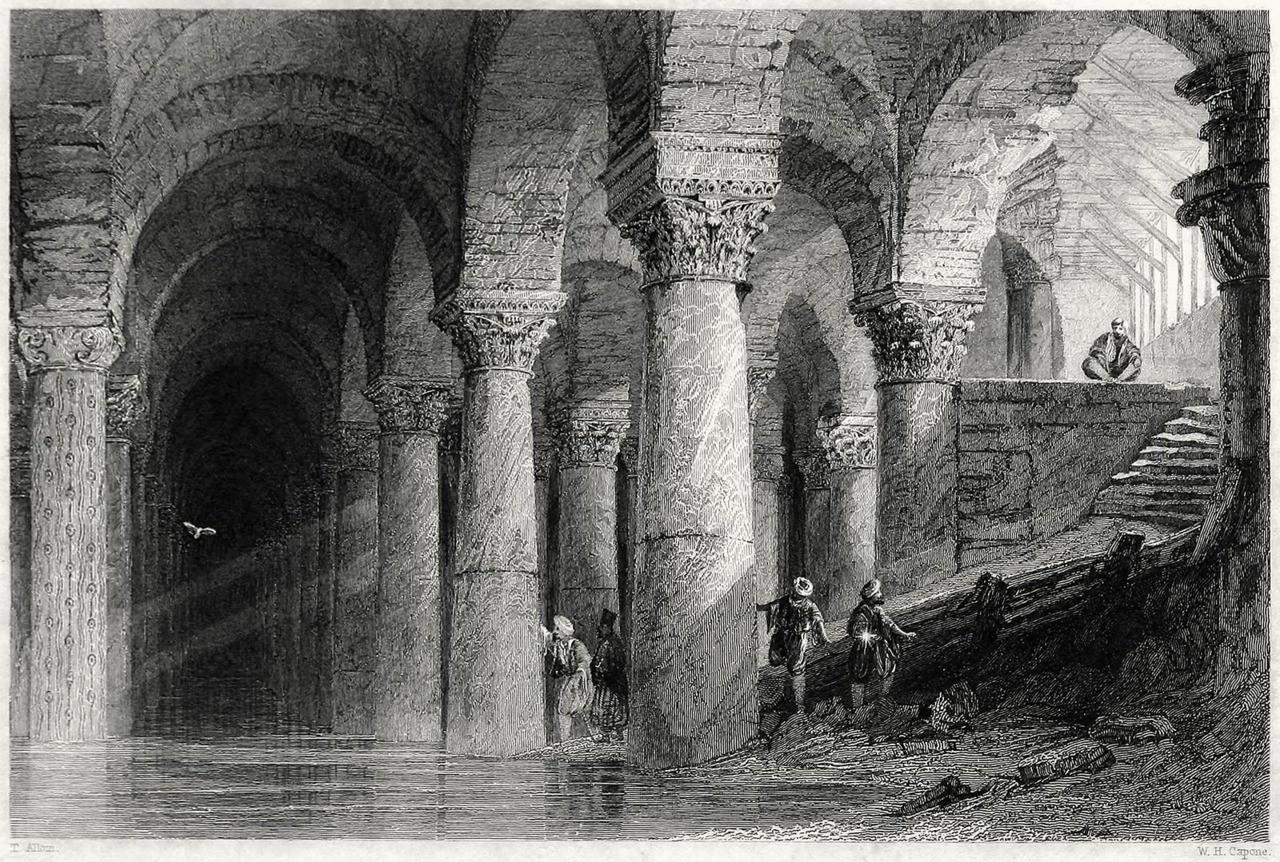 История в Архитектуре