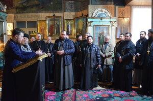 Mărturisirea preoților din blagocinia Sîngerei