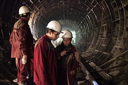 До 2020 года будет построено второе кольцо московского метрополитена