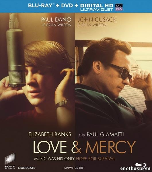 Любовь и милосердие / Love & Mercy (2015/BDRip/HDRip)