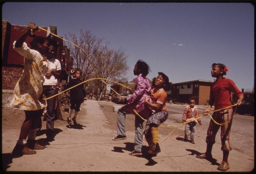 Негритянский квартал в Чикаго 1970 х годов 0 131c91 503b6185 orig