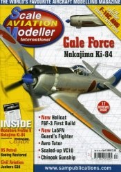 Scale Aviation Modeller International №4 2008