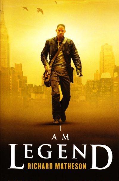 Книга I Am Legend