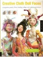 Книга Creative Cloth Doll Faces