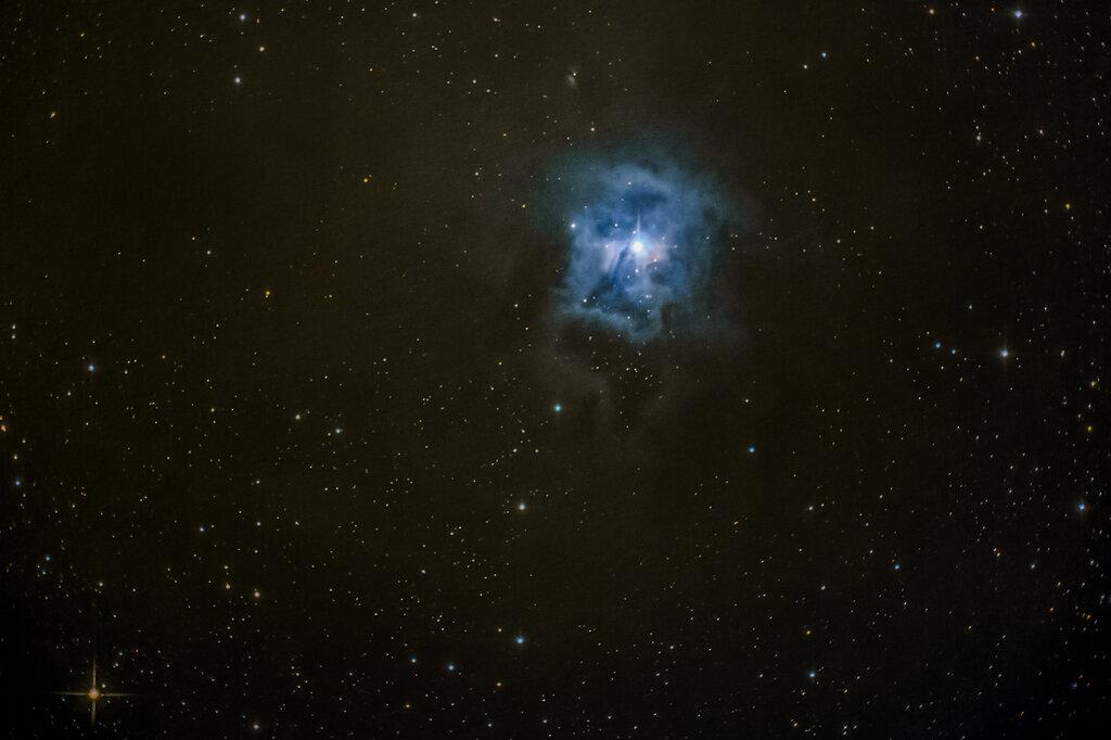 NGC 7023.