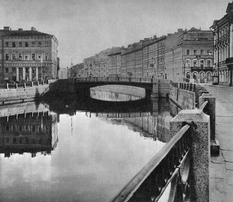 Зеленый (Полицейский, Народный) мост / Green Bridge