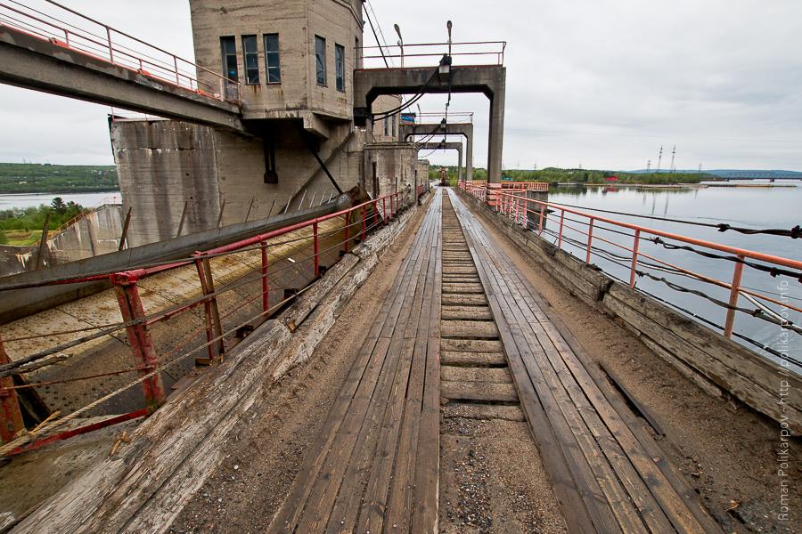 0 ccb36 9a178c5c orig Нижне Туломская ГЭС, большой фоторепортаж