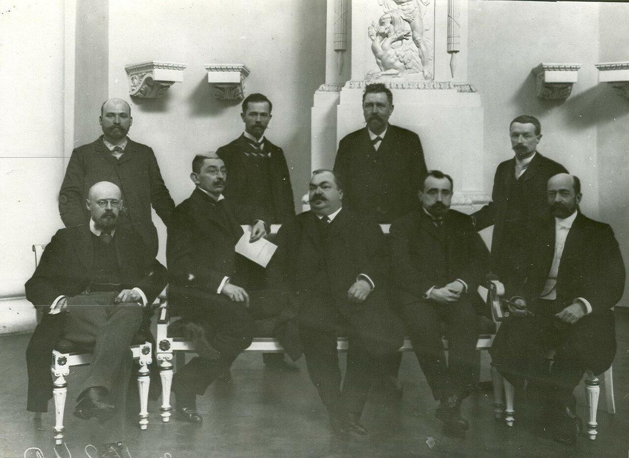 Группа депутатов Второй Государственной думы от Бессарабской губернии