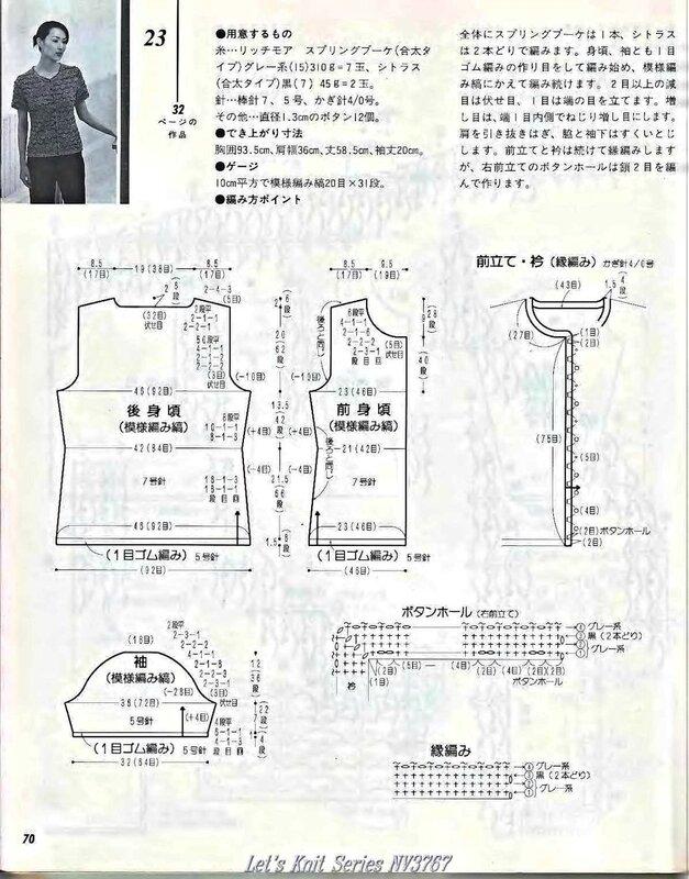 Let's knit series NV3767 1999 sp-kr_70