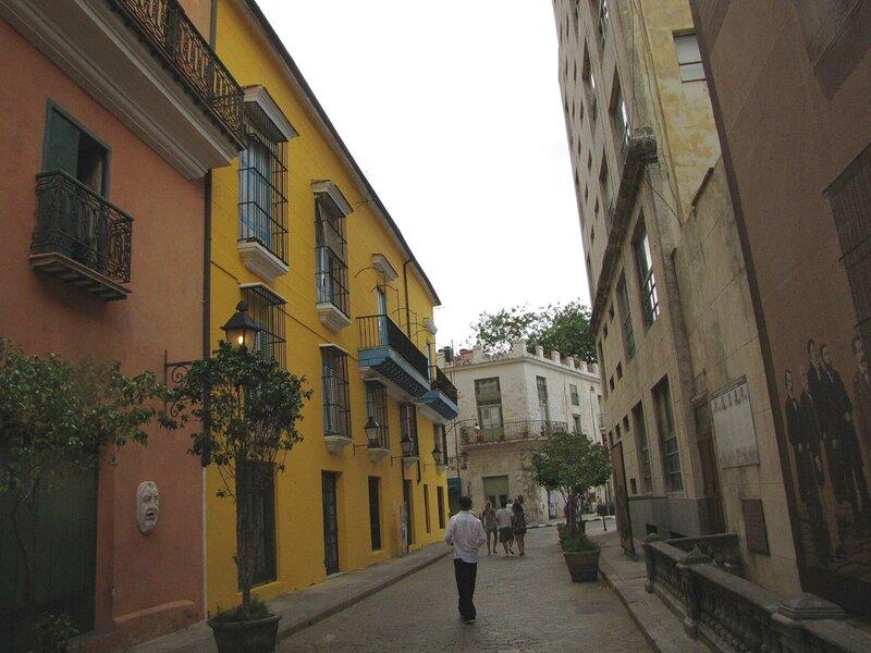 Прогулка по Гаване