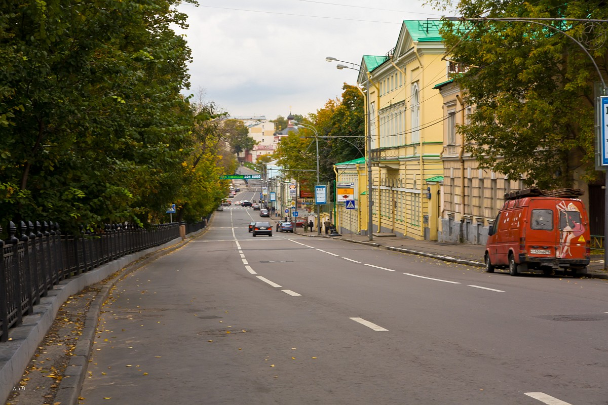 Площадь Петровские Ворота