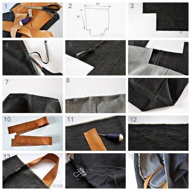 выкройки сумок описание и пошив