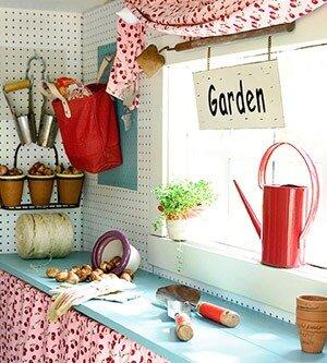реконструкция садового домика
