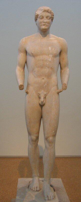 Памятник Аристодика
