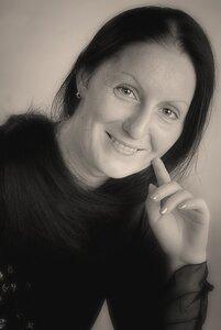 Оксана Кукол. Фотосъемка для проекта ПОРТРЕТЫ БЛОГЕРОВ В ЧБ