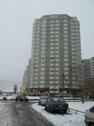 Малая Бухарестская ул. 2