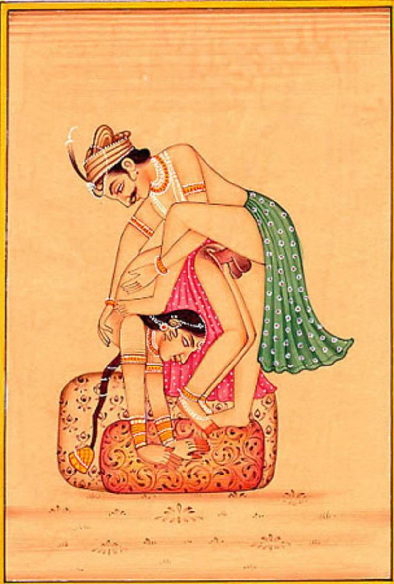 Древние индийцы были первооткрывателями камасутры. Найдите свою каму