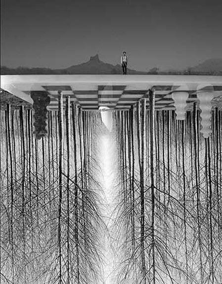 Фотокреатив от  Thomas Barbey