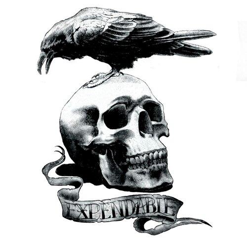 Неудержимые tattoo the expendables 2010