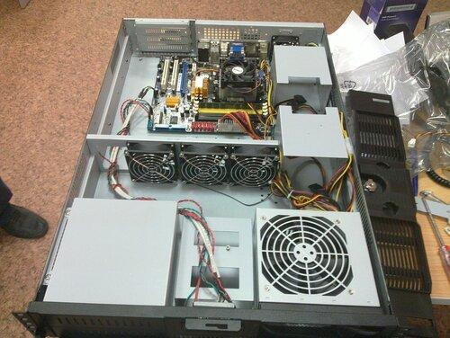 Сервер изнутре