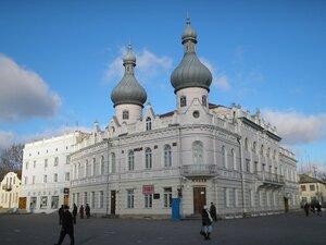 Борщівський краєзнавчий музей