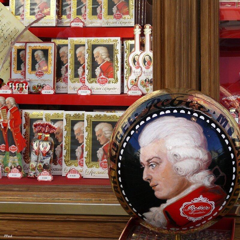Моцарт в сладком исполнении....