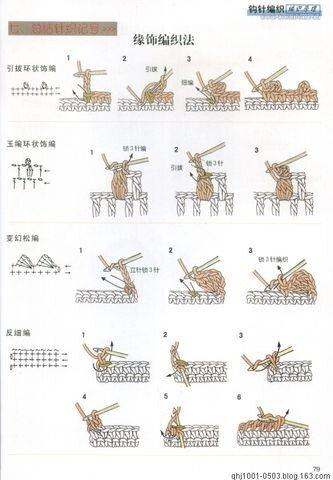 уроки вязания крючком