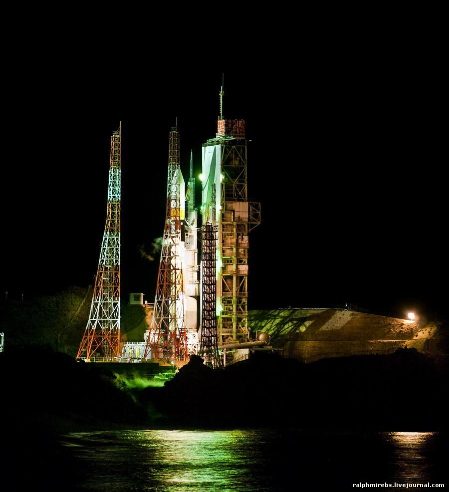 Япония: Шаг к звёздам (часть 2 из 3) или