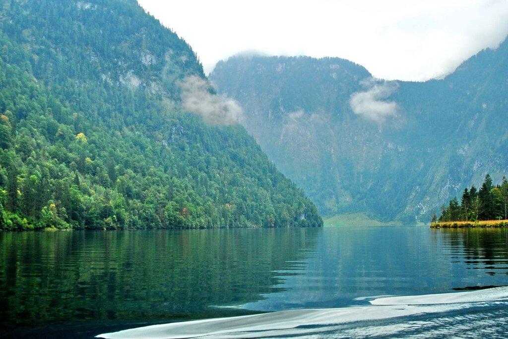 Озеро Кёнигззее