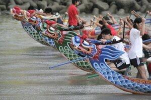 Во Владивостоке пройдут Международные соревнования по гребле на лодках класса Дракон