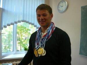 Приморец Иван Штыль стартует сегодня на чемпионате мира по гребле на байдарках и каноэ в Португалии