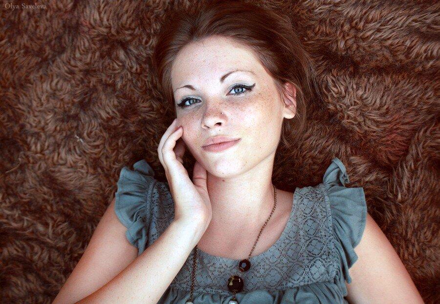 фото Olya Saveleva, модель Nastya Gooz