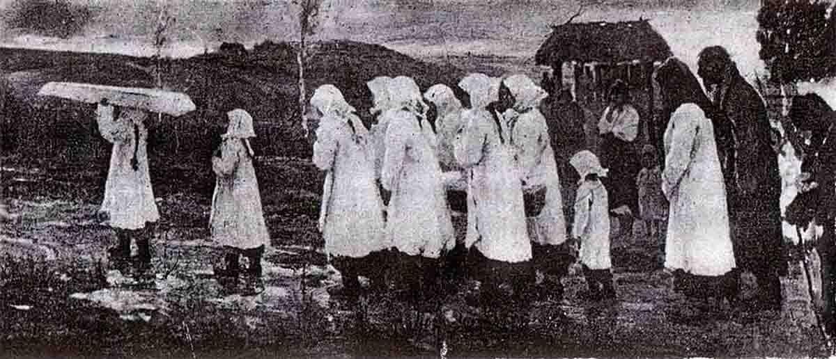 Похороны, 1905, Бучкури Александр Алексеевич (1870-1942)