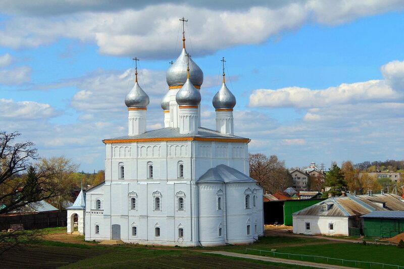 Церковь Спаса на Песках. Ростов Великий