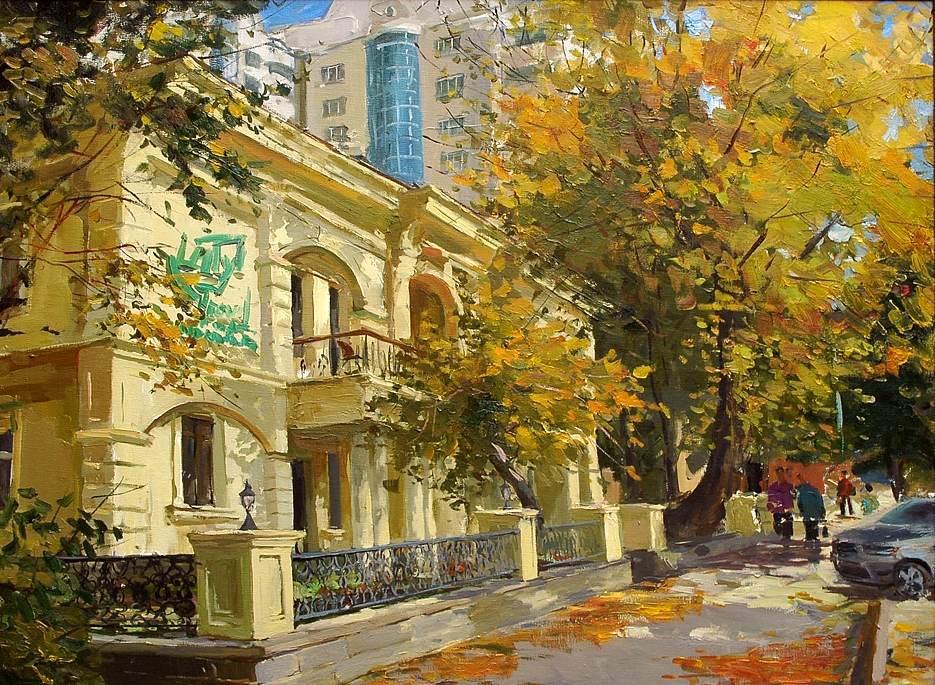 Когда наступит осень – Как жизнь? – при встрече спросит. Абинов Александр Михайлович