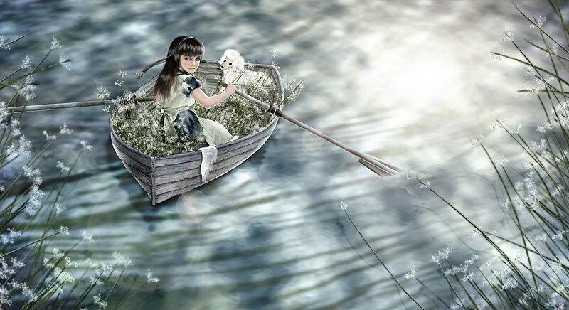 Куда уходит детство? Yokota Miharu