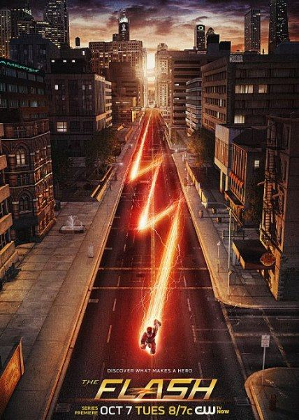 Флэш / The Flash (1сезон/2014/WEB-DLRip)