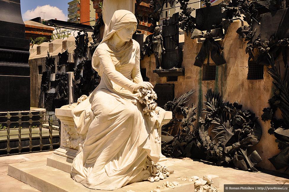 0 3eb7fe b7989f0e orig День 415 419. Реколета: кладбищенские истории Буэнос Айреса (часть 2)