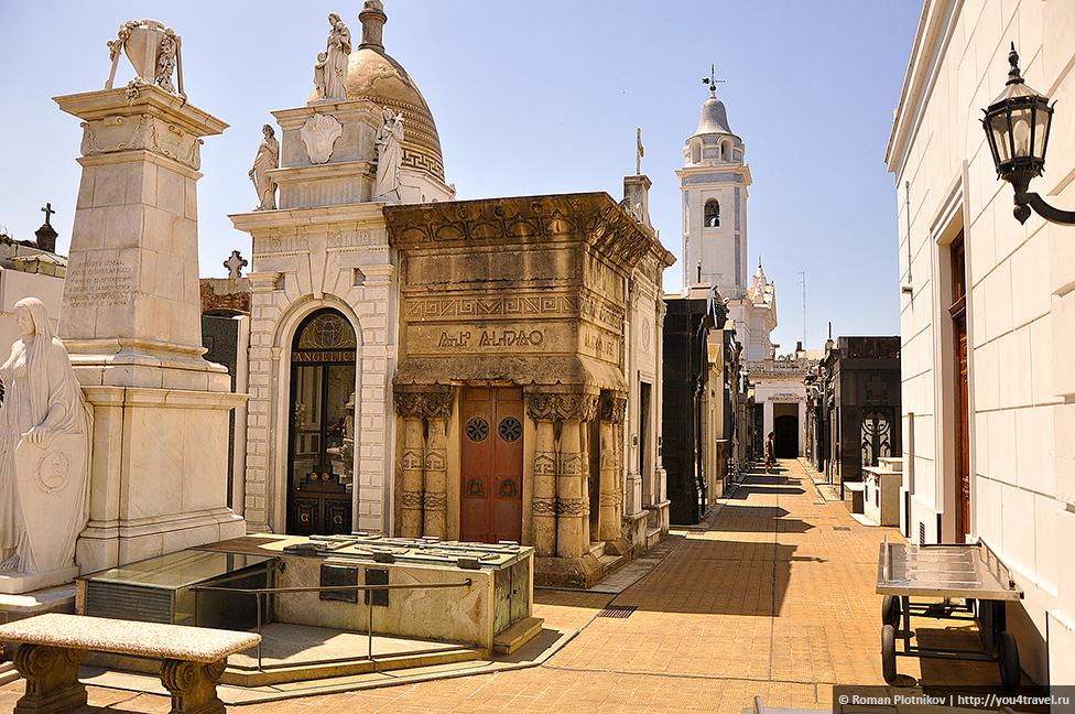 0 3eb83a 62b96087 orig День 415 419. Реколета: кладбищенские истории Буэнос Айреса (часть 2)