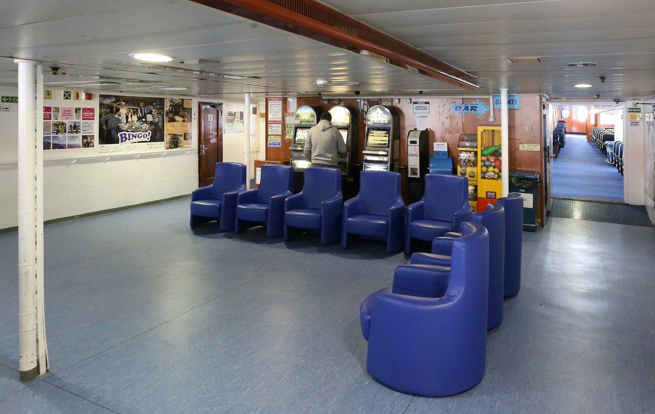 Medmar ferry Naples-Ischia